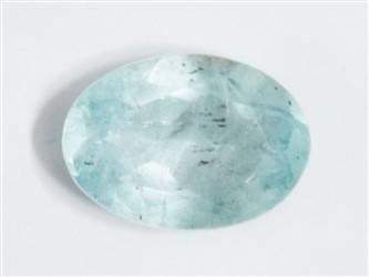 نگین آکوامارین تراش الماس